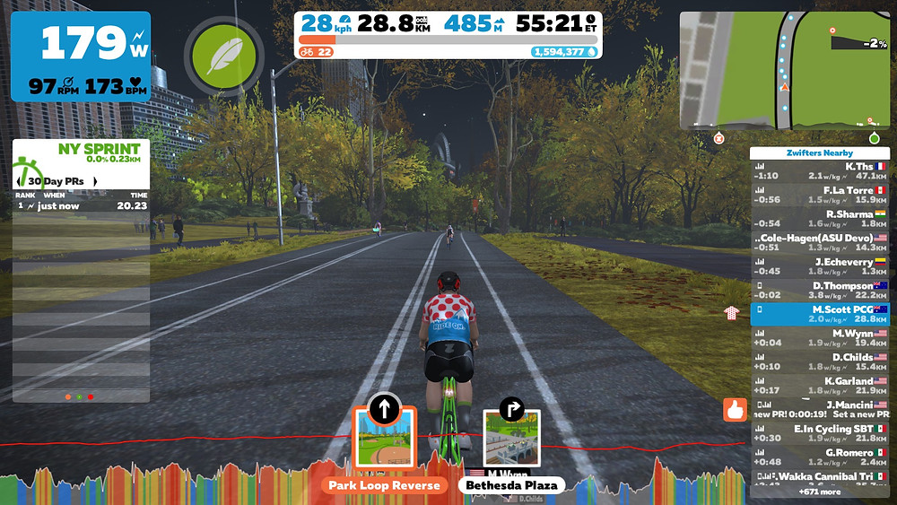 Cycling coach, Zwift, Smart Trainer, Training