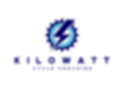 kilowatt cycle coaching logo