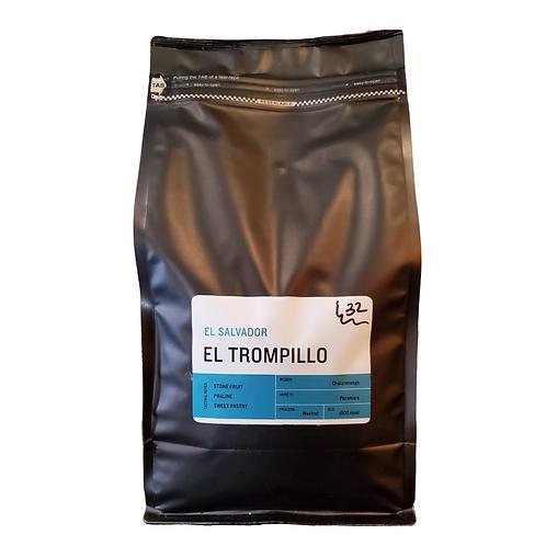 El Salvador El Trompillo