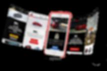 Design: Mobile UI for FCA websites
