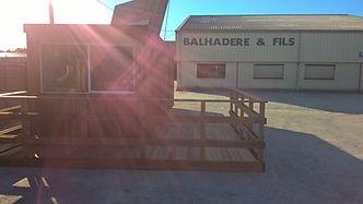 terrasse bois hqualité scierie balhadere