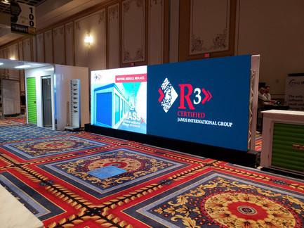 LED Screen 20'x6.6'