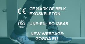 CE BELK & ISO 13845:2018
