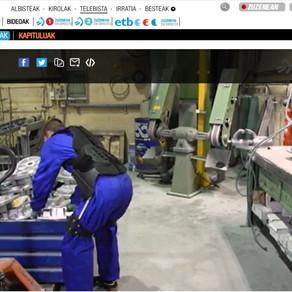 Exoesqueletos: los nuevos uniformes de trabajo.