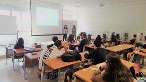 Formación a alumnos de MU