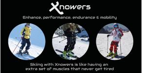 Xnowers, exoesqueleto para skiar