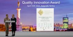 Premio Prize en los QIA