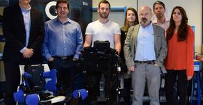 Exoesqueletos   Gogoa Mobility Robots, Tecnología Española en marcha