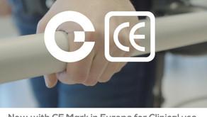 Marcado CE en Europa para uso clínico
