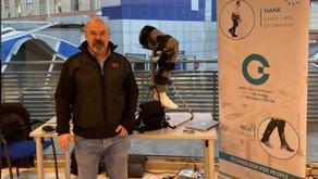 Jornada #EHOSPITALBILBAO2019 con los exoesqueletos de rehabilitación