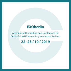EXOBerlin - International Exhibition and Conference for Exoskeleton & Human Augmentation Systems