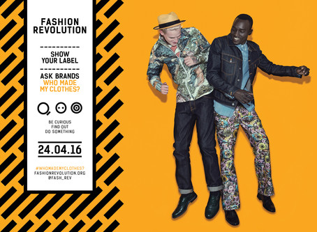 2017 Fashion Revolution Week Events to Attend in the San Francisco Bay Area