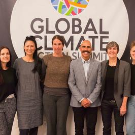 GCAS2018: Apparel's Impact on Climate Change