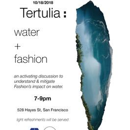 Water + Fashion