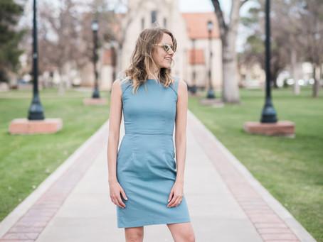 Jackie Lutze: Timeless Vegan Womenswear