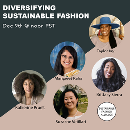 Diversifying the Culture of Sustainable Fashion
