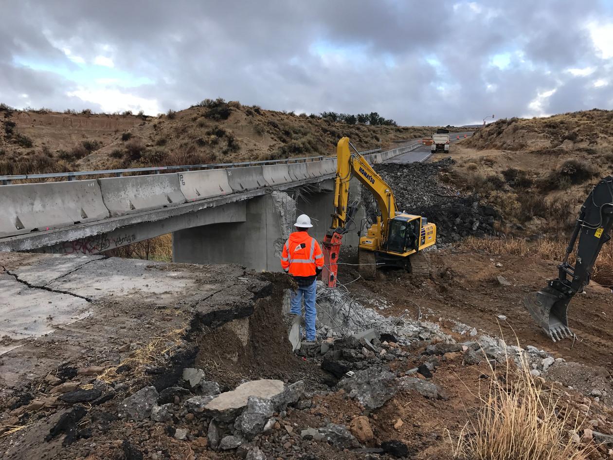 Laguna Bridge Demolition