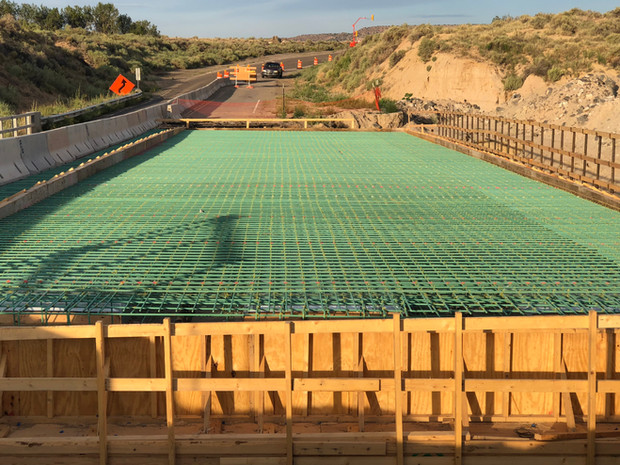 Laguna Bridge Deck Rebar