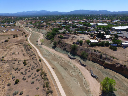 Santa Fe Greenway River Restoration