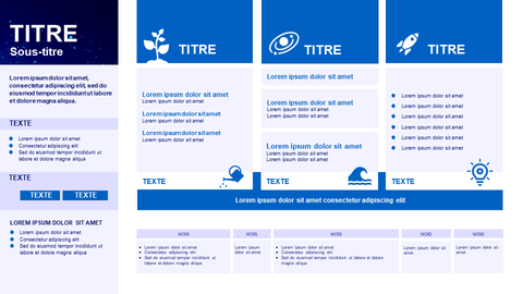 Exemple de One Pager