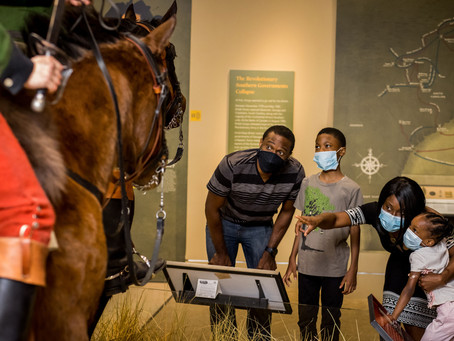 Reopened! Safely Visit the Museum of the American Revolution, The Barnes & Penn Museum