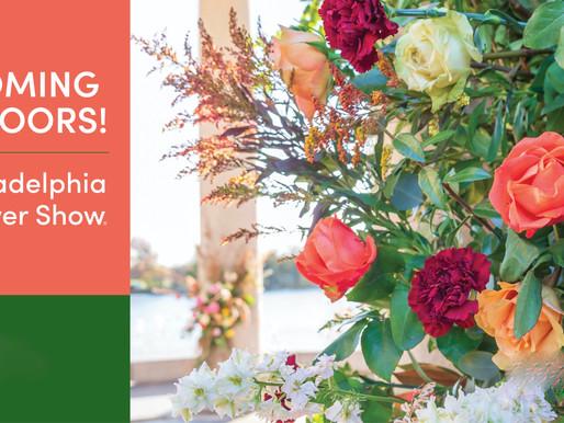 Flower Show: New Venue & Dates