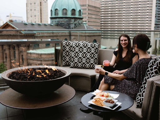 Rooting for Rooftop Bars