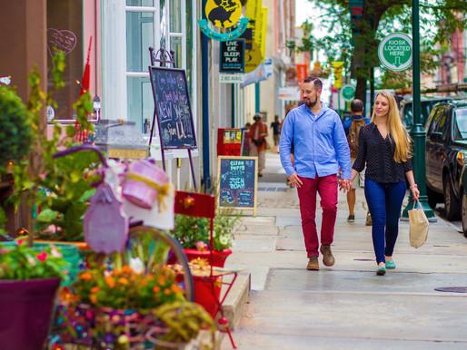 Retail & Restaurants Ramp Up In Center City