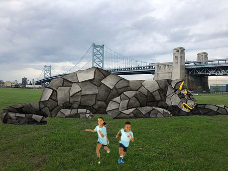On Earth Day: Environmental Art Unveiled