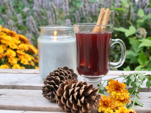 Snuggle Up With Fall Cocktails