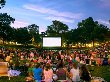 Now Showing: Outdoor Movies