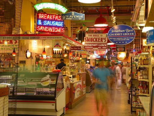 What's New at Reading Terminal Market