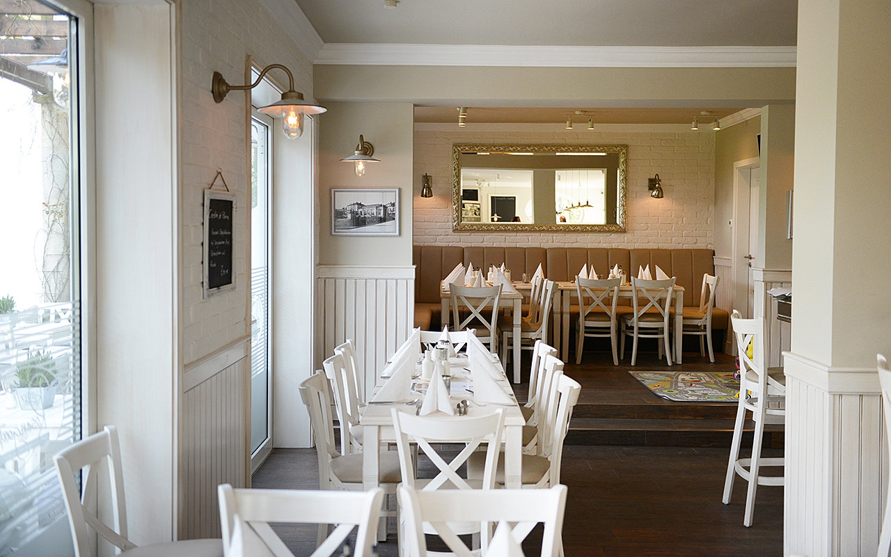 Rosengarten Cafe Restaurant Dresden