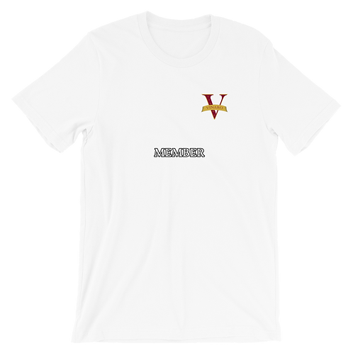 Vinaro Short-Sleeve Unisex T-Shirt