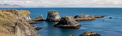 Island - Steilküste