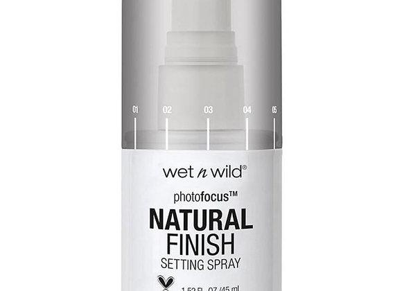 Wet N Wild - Spray Natural Finish