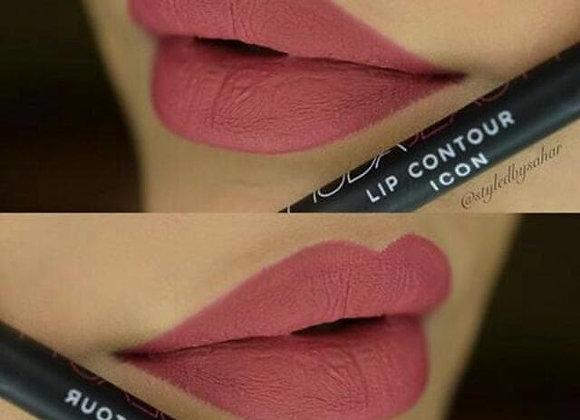 Huda - Lip Contour