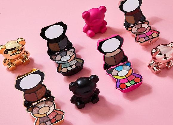 Makeup Revolution - Paleta TEDDY