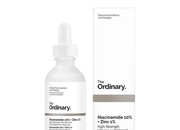 The Ordinary - Serum Niacinamide 10% + Zinc 1%