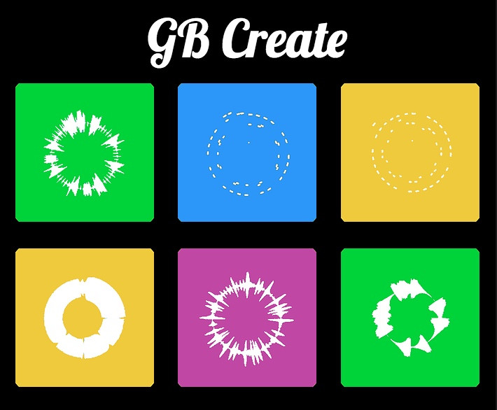 GB Create website