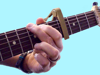 How To Use A Capo - Part 2