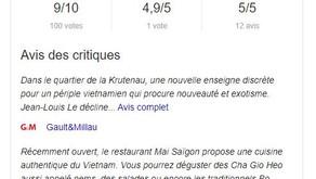 Merci pour vos bons avis sur notre restaurant Vietnamien à Strasbourg