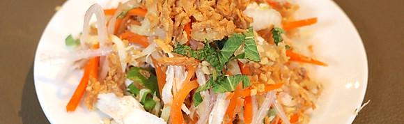 Mon Goi (Salade du pays)