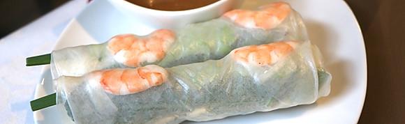 Goi cuon (Rouleaux de printemps)
