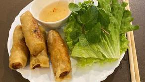 La véritable recette de Nem Vietnamien CHA GIO de notre restaurant