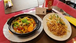 Nouveau plat Vietnamien : Marmite de légumes sautés au curry !