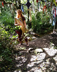 Klangheilung Madron Well, Penzance