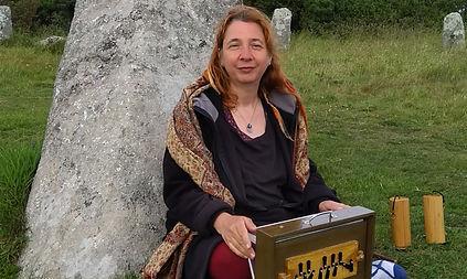 Präsentation der spirituellen Reise nach Cornwall