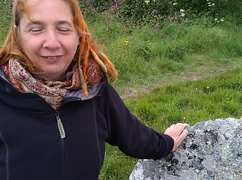 Claudia Hoffman über den Steinkreis Boscawen-Un in England