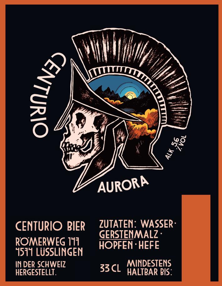 Centurio Aurora – Red Ale